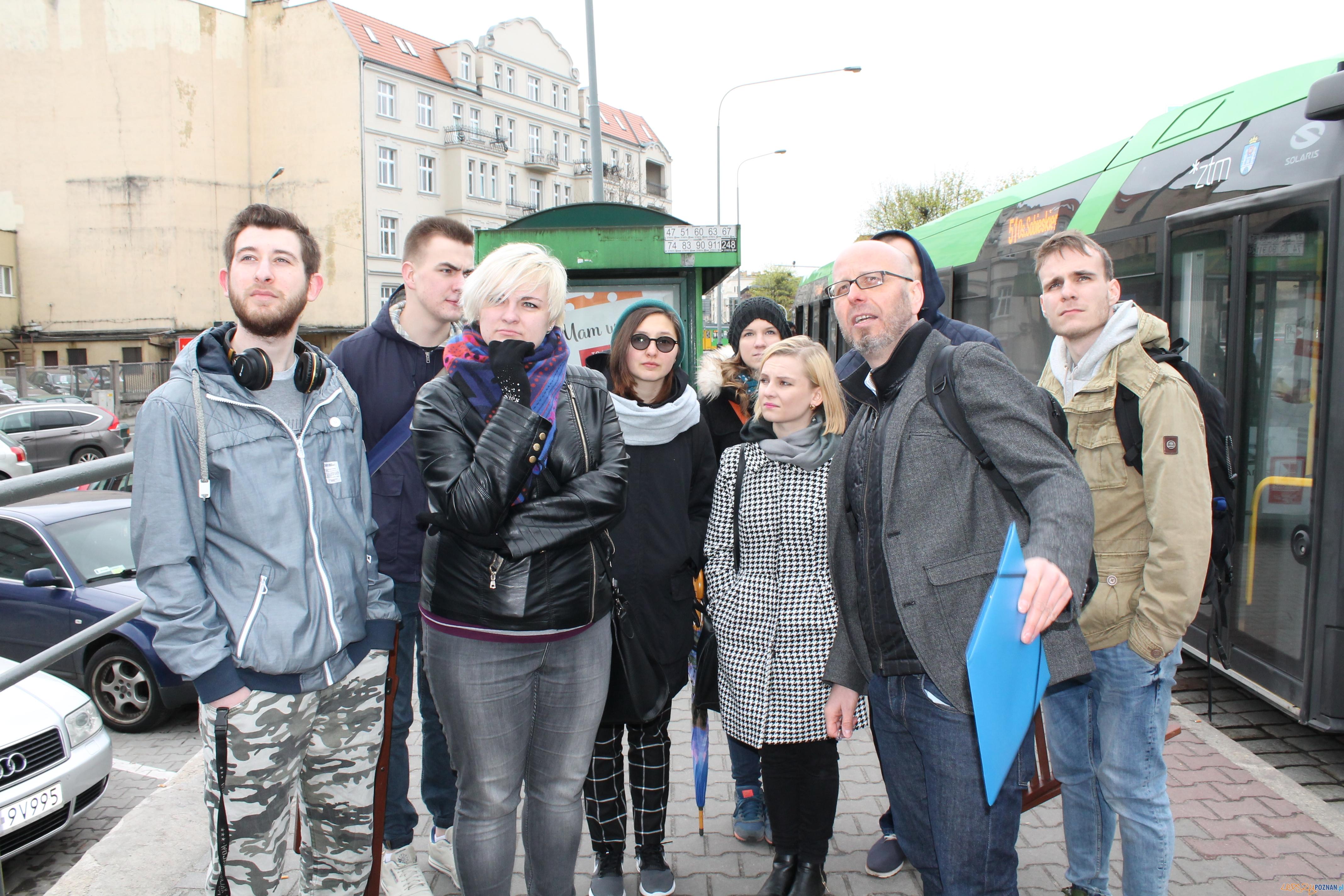 Studenci UAM w terenie poznawali działanie lokalnego samorządu