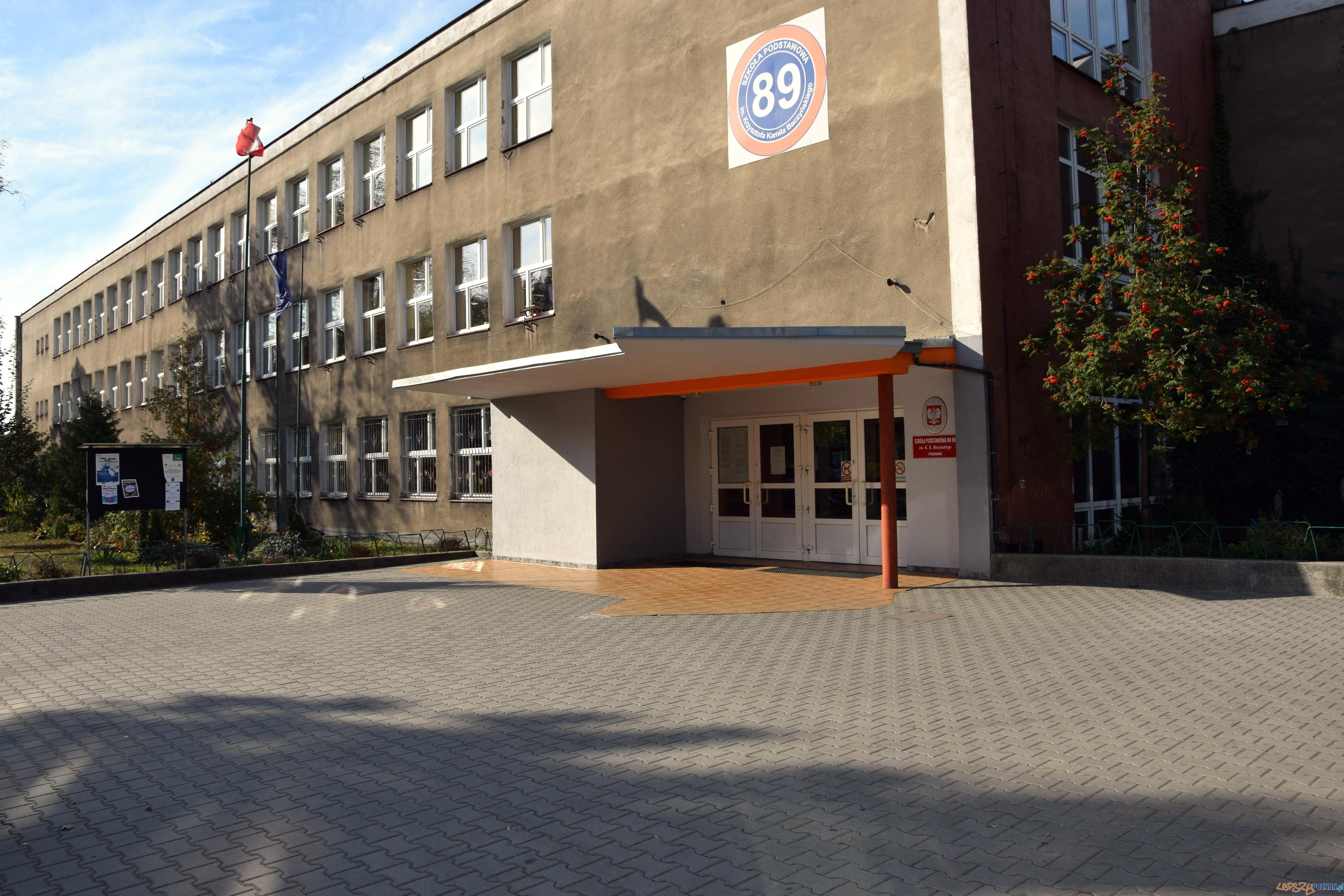 Szkoła Podstawowa nr 89 im. Krzysztofa Kamila Baczyńskiego