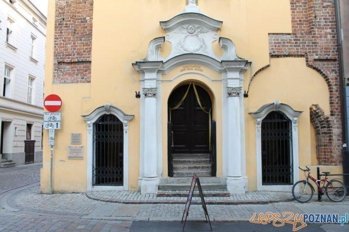 Kościółek na Żydowskiej