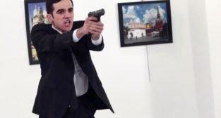 Ambasador Rosji zastrzelony w Turcji