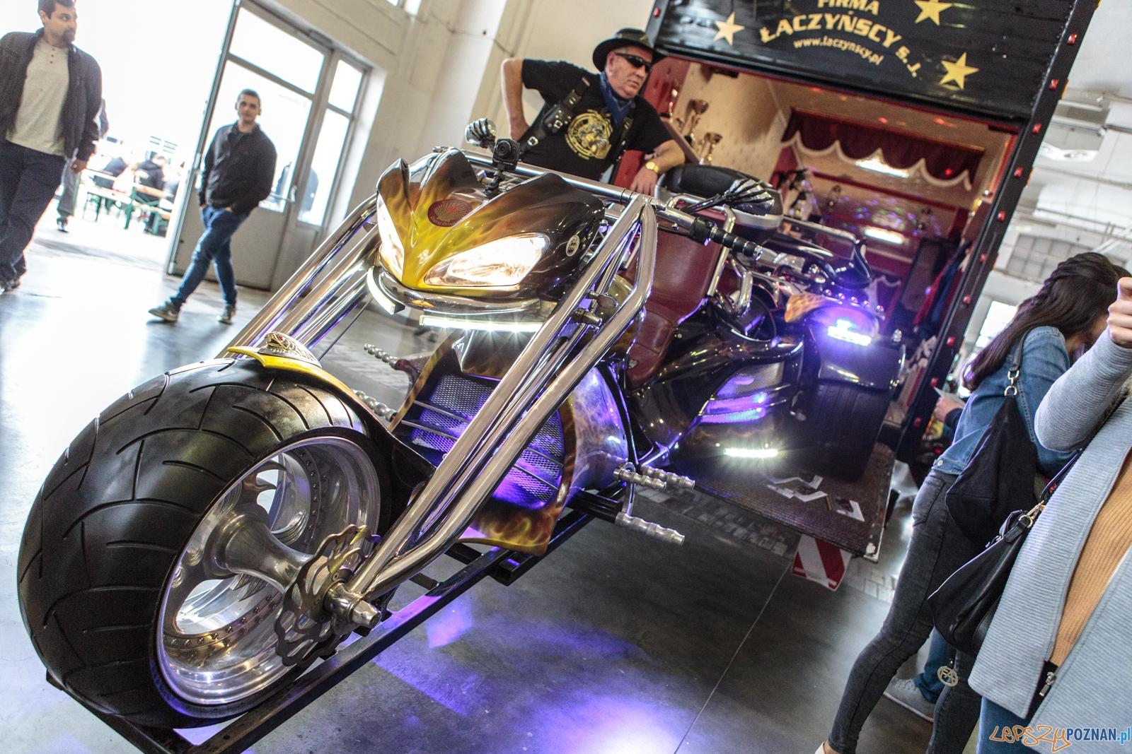 Motor Show 2017 - Poznań 08.04.2017 r.  Foto: LepszyPOZNAN.pl / Paweł Rychter