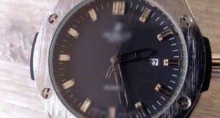 Podrabiane zegarki