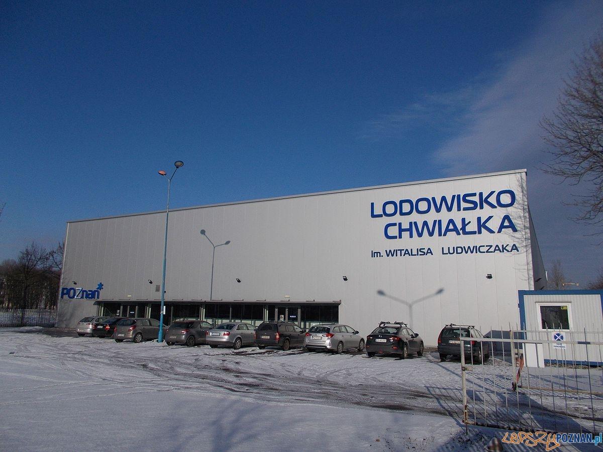 Lodowisko Chwiałka  Foto: Koefbac  / wikipedia
