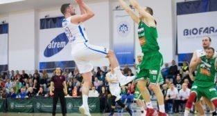 Bofarm Basket Poznań - Legia Warszawa