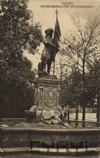 Pomnik Wojownika Brandenburskiego