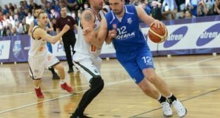 PlayOff: Biofarm Basket Poznań - Legia Warszawa 77:82