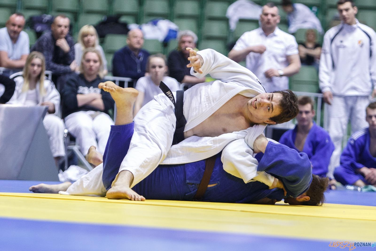 Mistrzostwa Polski Juniorów i Juniorek w Judo  Foto: LepszyPOZNAN.pl / Paweł Rychter