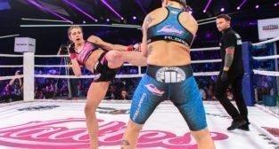 5. Gala Ladies Fight Night 2017 - Sala Ziemi. Poznań 08.04.2017 r.