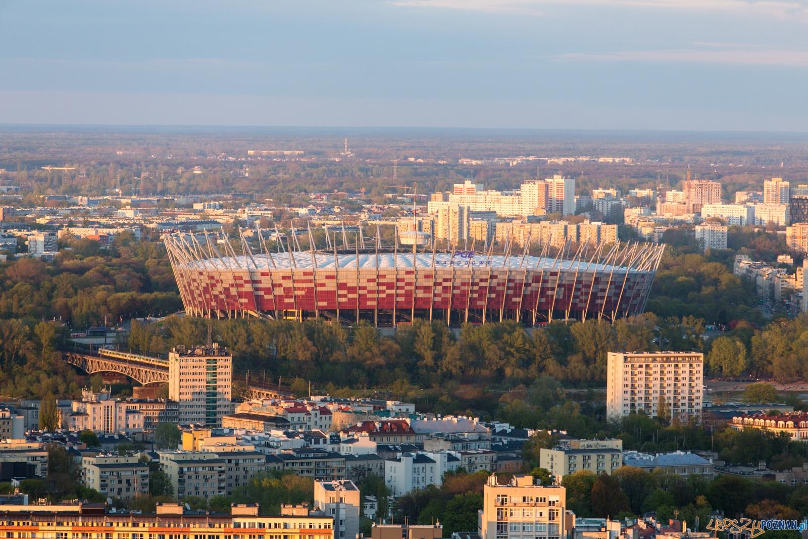 Stadion Narodowy  Foto: lepszyPOZNAN.pl / Piotr Rychter
