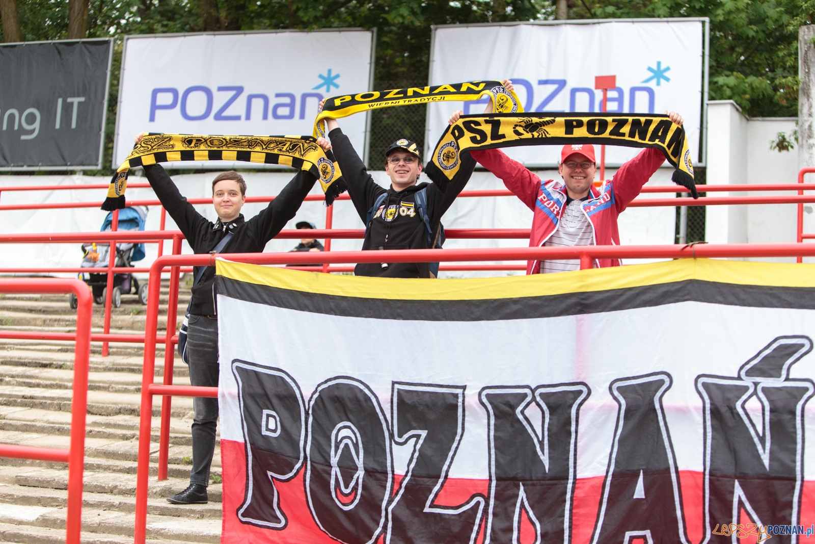 Naturalna Medycyna PSŻ Poznań - Stal-Met Kolejarz Opole 47:43  Foto: LepszyPOZNAN.pl / Paweł Rychter