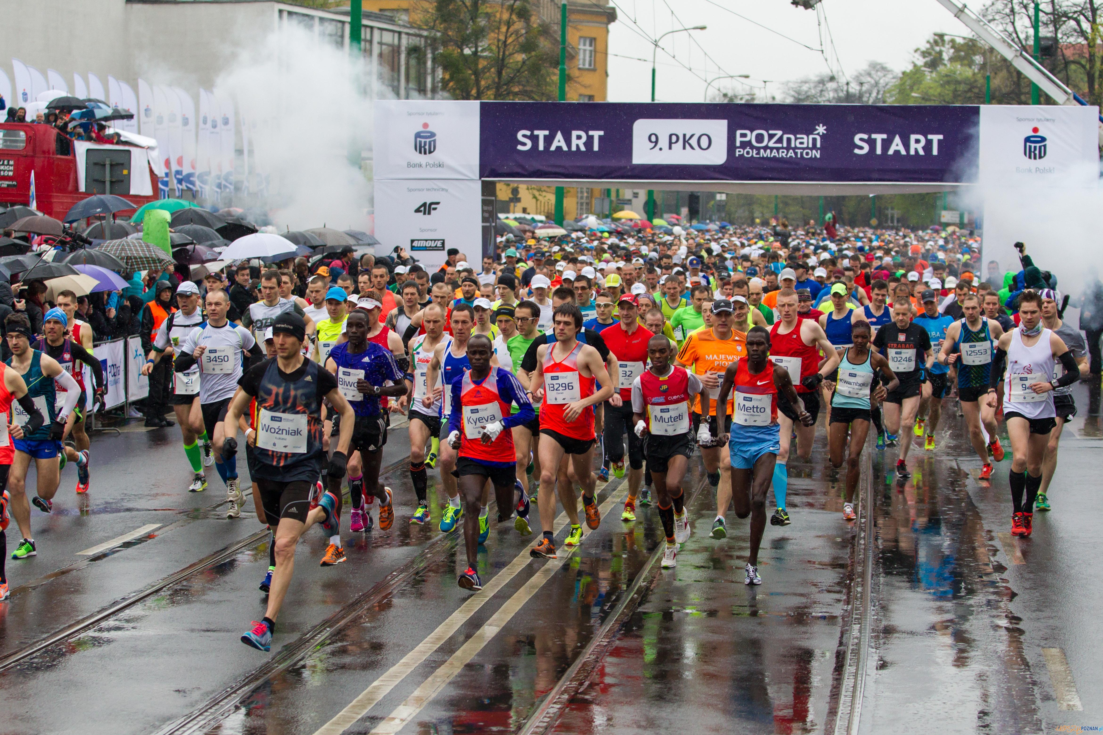 Półmaraton  Foto: Jakub Kaczmarczyk / POSiR
