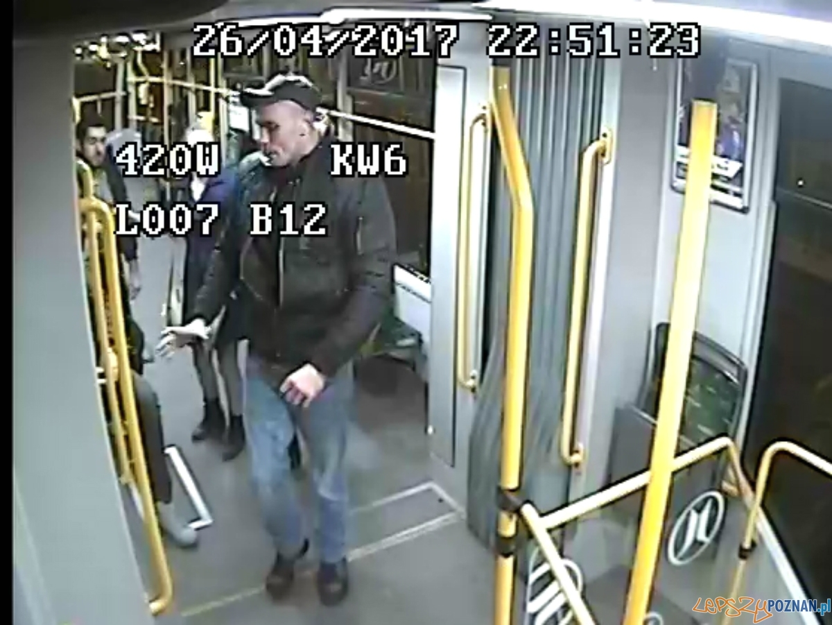 Rasistowski napad w bimbie!  Foto: monitoring MPK