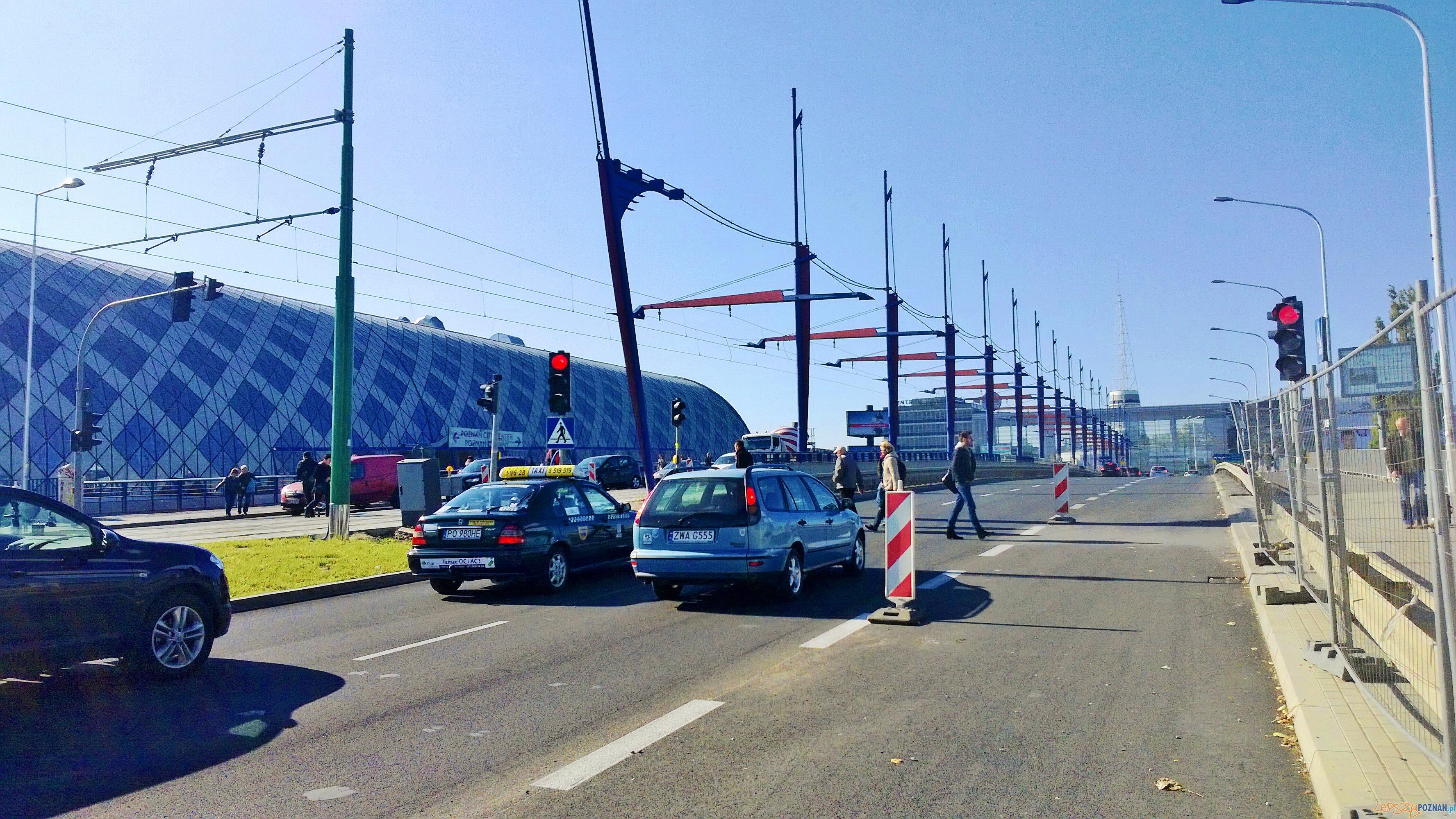 Most Dworcowy  Foto: TD