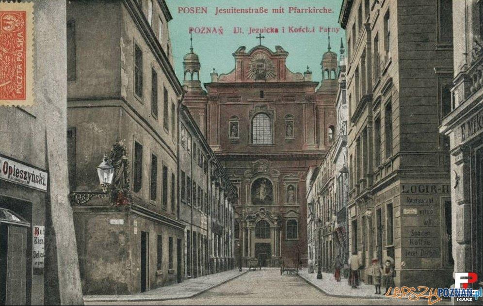 Fara ok. 1900 r.  Foto: fotopolska