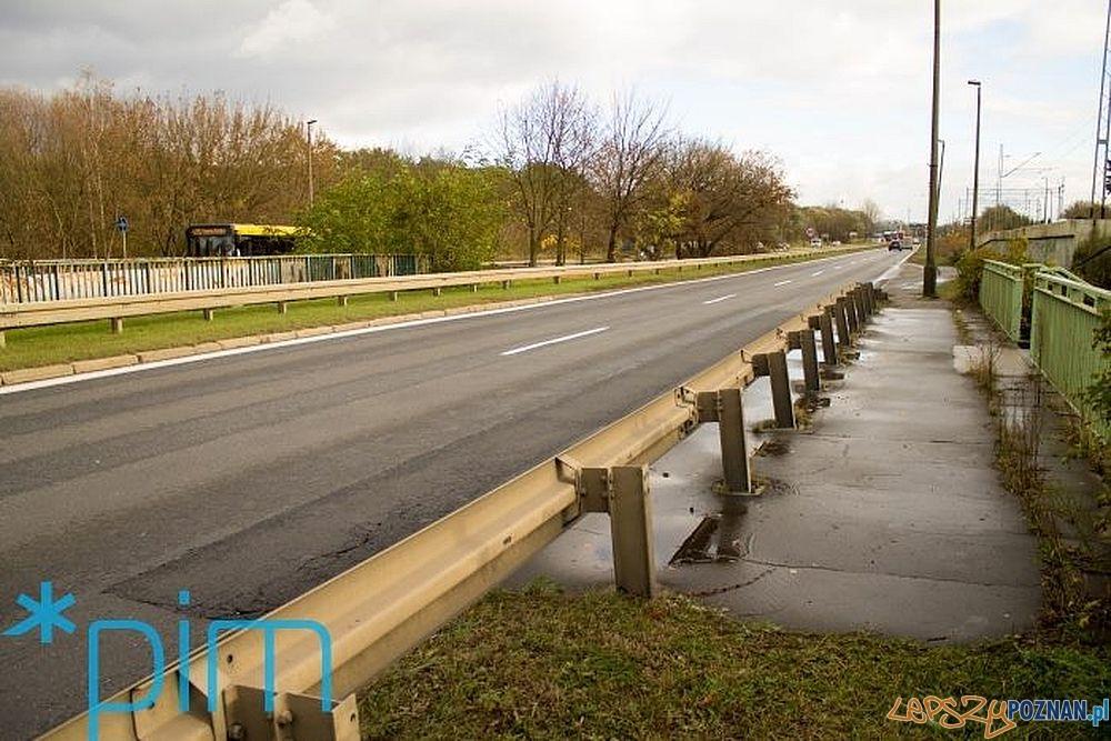 Warszawska przeprawa mostowa przez Cybinę (11)  Foto: PIM