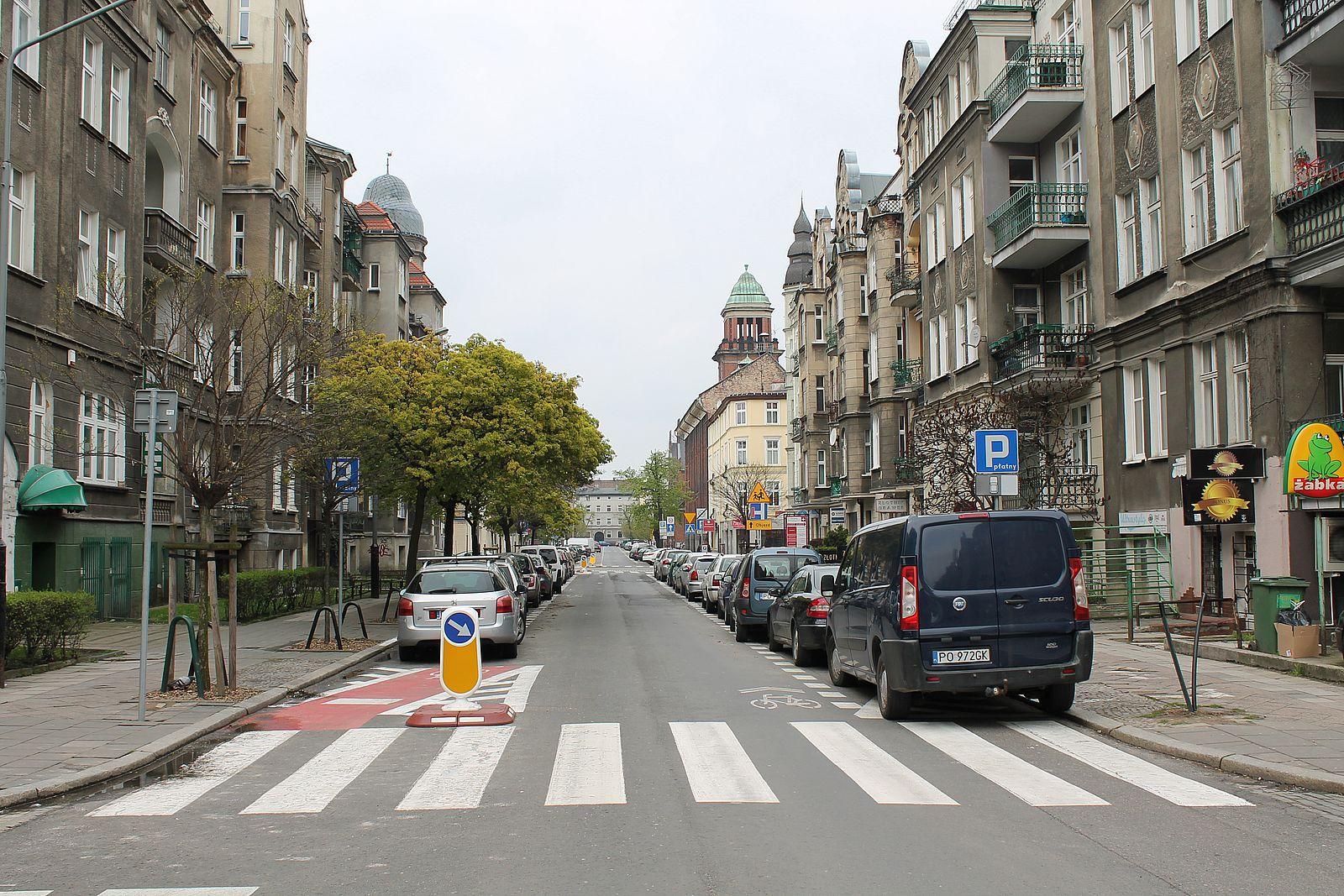 Ulica Słowackiego  Foto: TD
