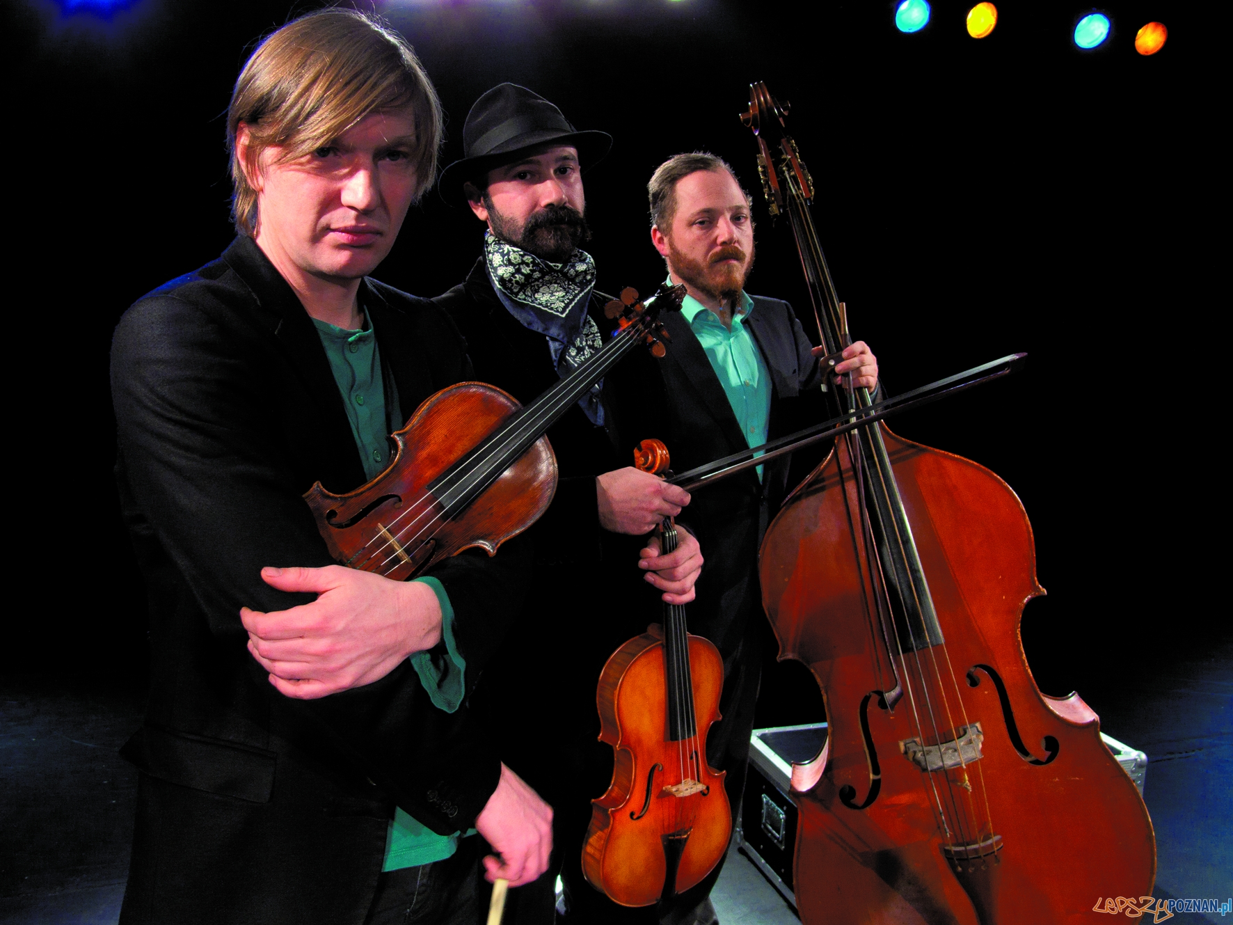 Félix Lajkó Trio  Foto: materiały prasowe