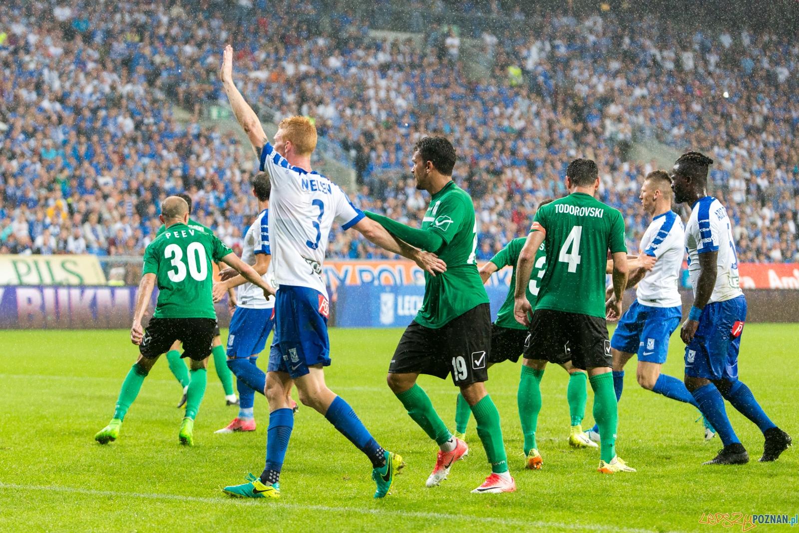 Lech Poznań - FK Pelister  Foto: lepszyPOZNAN.pl/Piotr Rychter