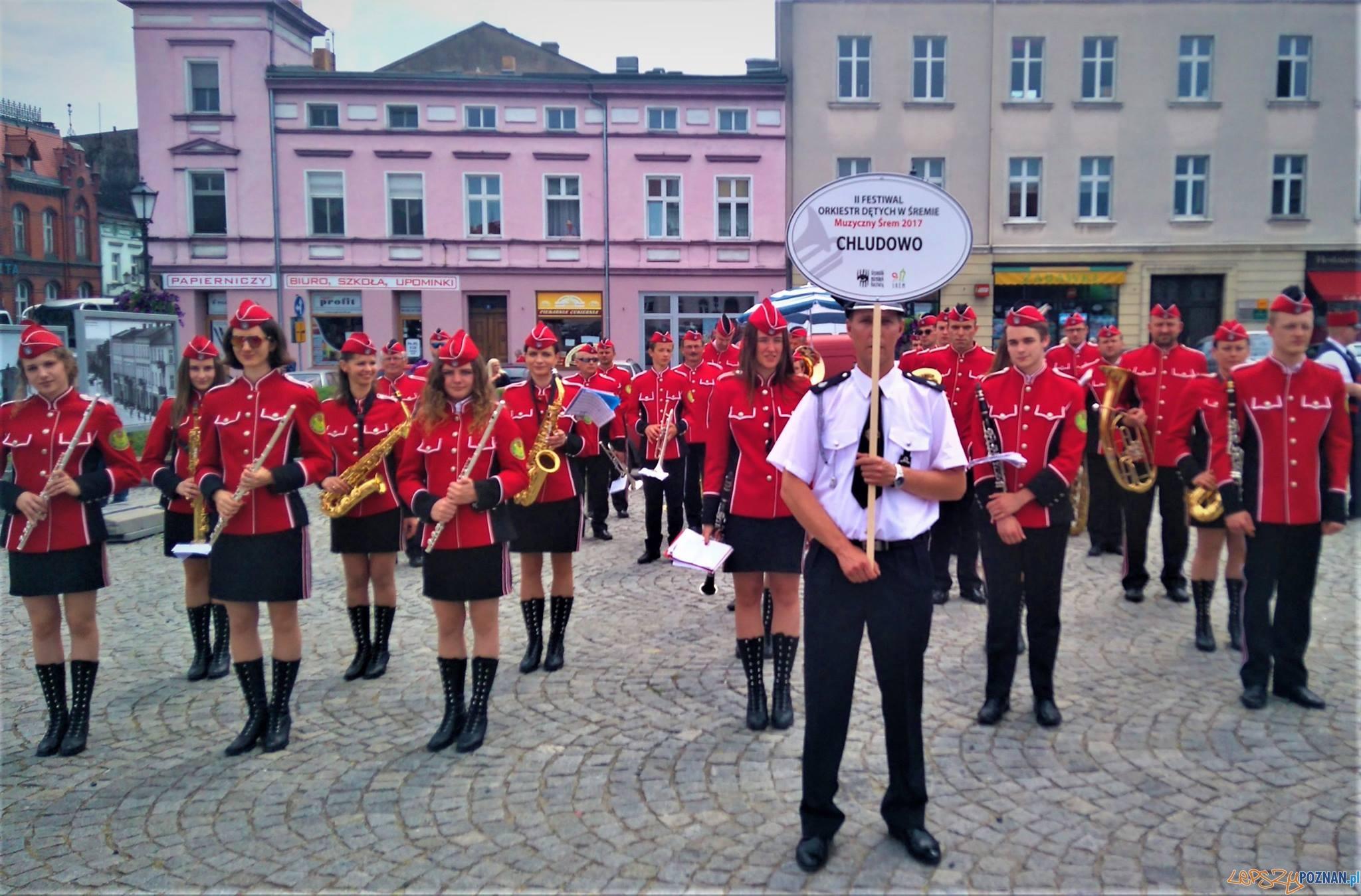 Orkiestra Dęta Chludowo  Foto: facebook