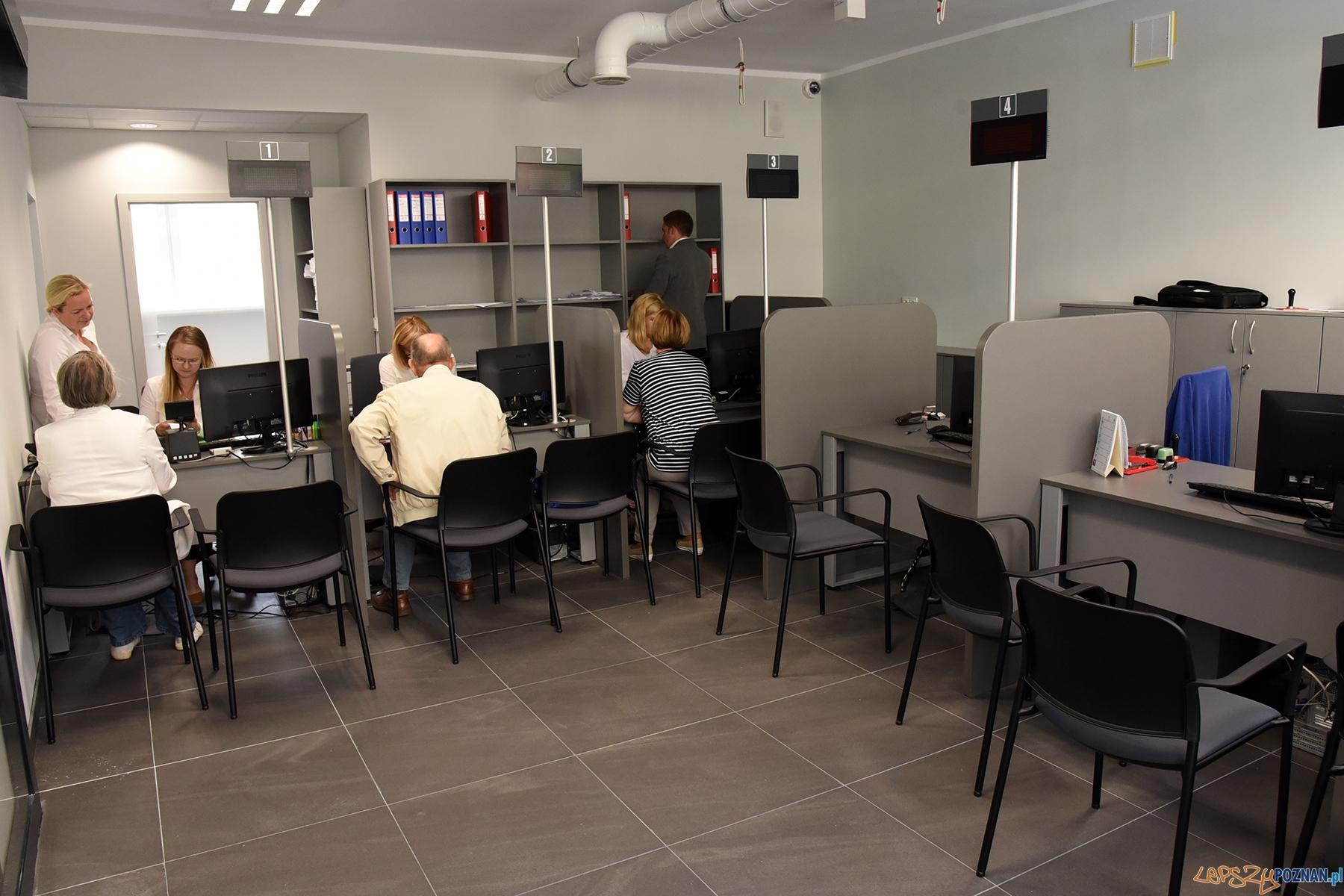 Biuro Administracji Cmentarzy Komunalnych  Foto: UMP
