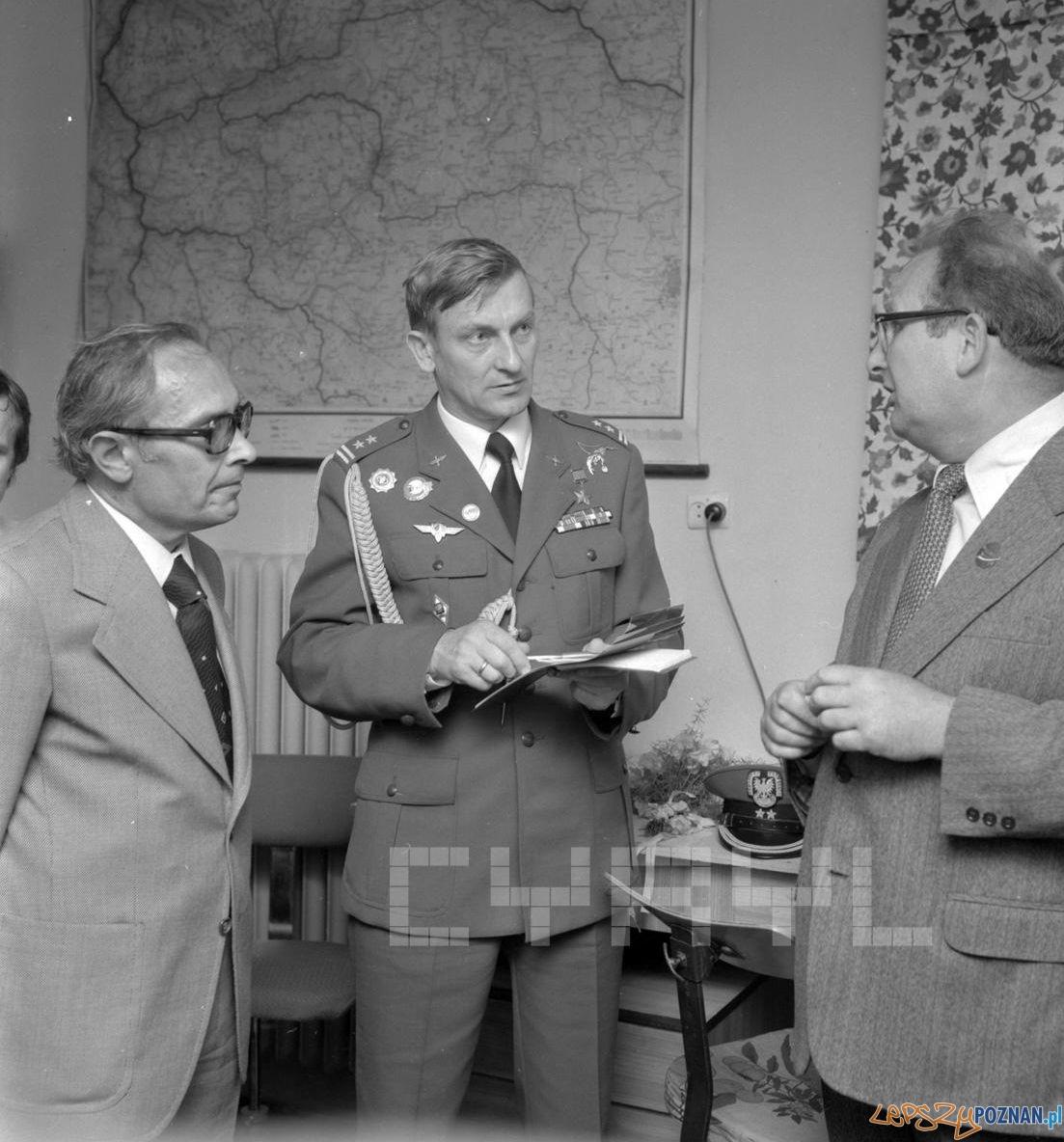M. Hermaszewski P. Klimuk - 28.07.1978 [S.Wiktor Cyryl] (5)  Foto: Stanisław Wiktor / Cyryl