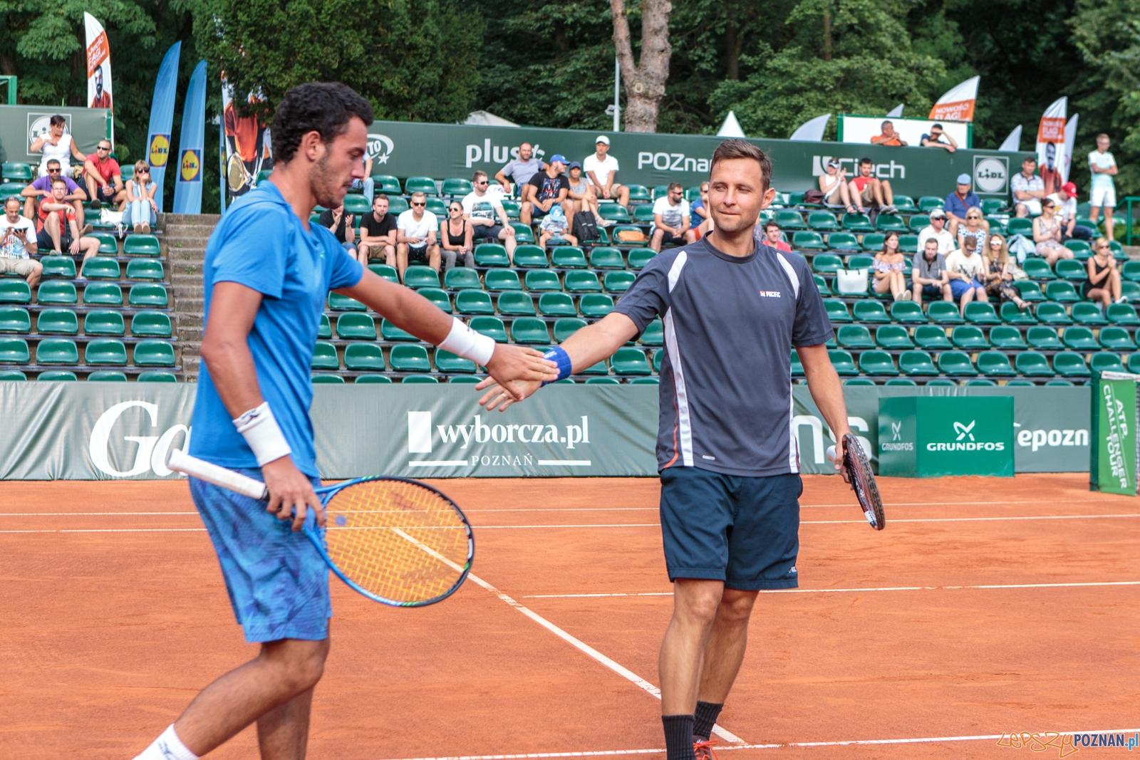 Tomasz Bednarek (POL) - Goncalo Oliveira (POR) vs Guido Andreozz  Foto: Pawel Rychter