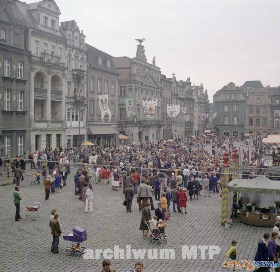 Jarmark Świętojański1978  Foto: Archiwum MTP