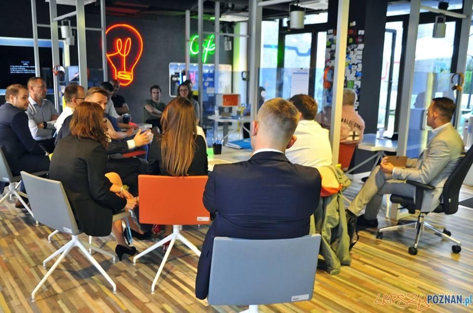 Idea Hub - biznesowe spotkania  Foto: Idea Hub / facebook