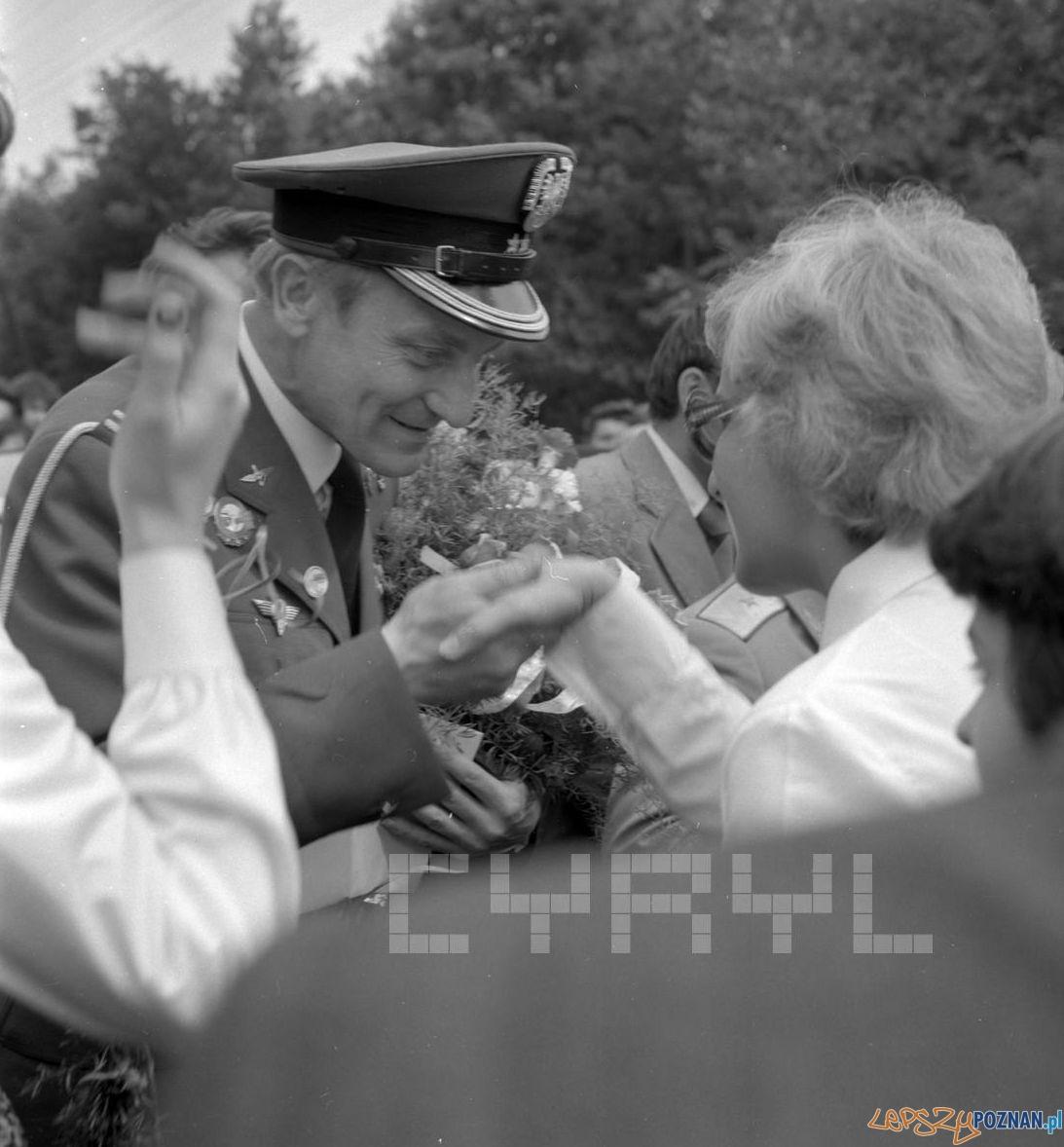 M. Hermaszewski P. Klimuk - 28.07.1978 [S.Wiktor Cyryl] (11)  Foto: Stanisław Wiktor / Cyryl