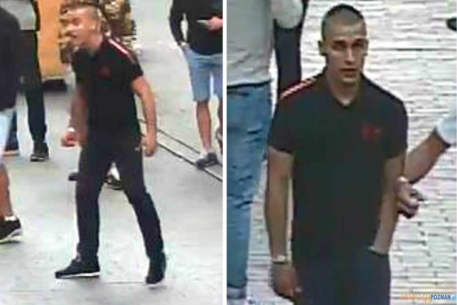 Poszukiwania i aresztowania po bójce na Wrocławskiej  Foto: monitoring