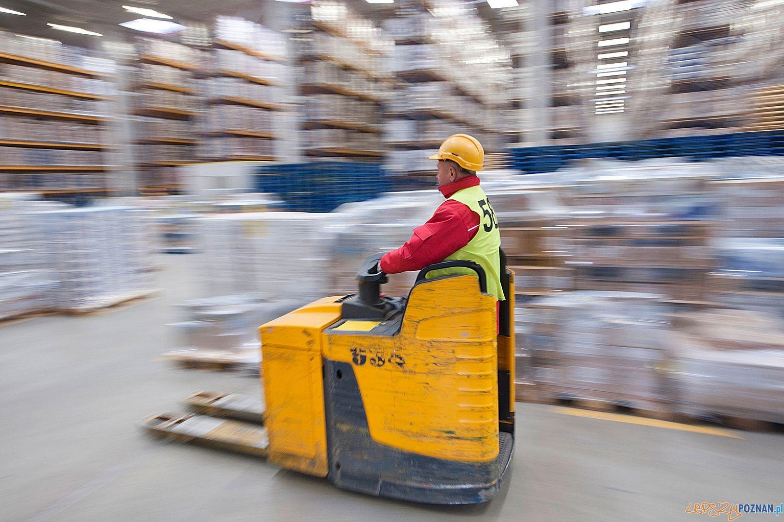 Logistyka Raben  Foto: materiały prasowe