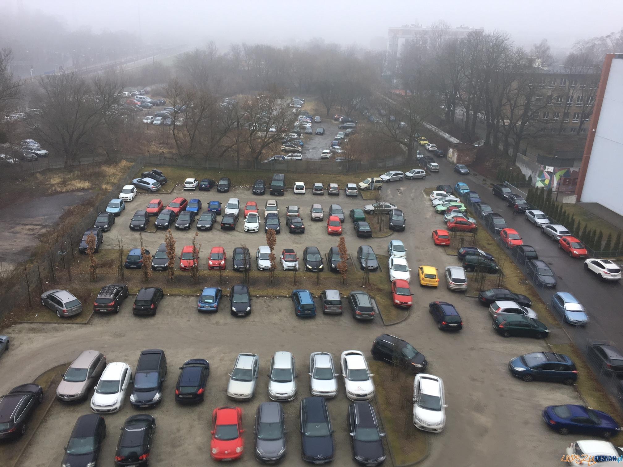 parking na Podgórniku (1)  Foto: