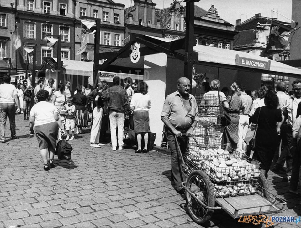 Jarmark 1989  Foto: Archiwum MTP