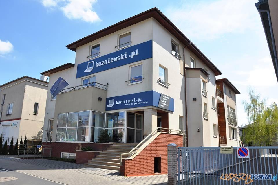 Główna siedziba firmy Kuźniewski  Foto: fb.com / Kuźniewski
