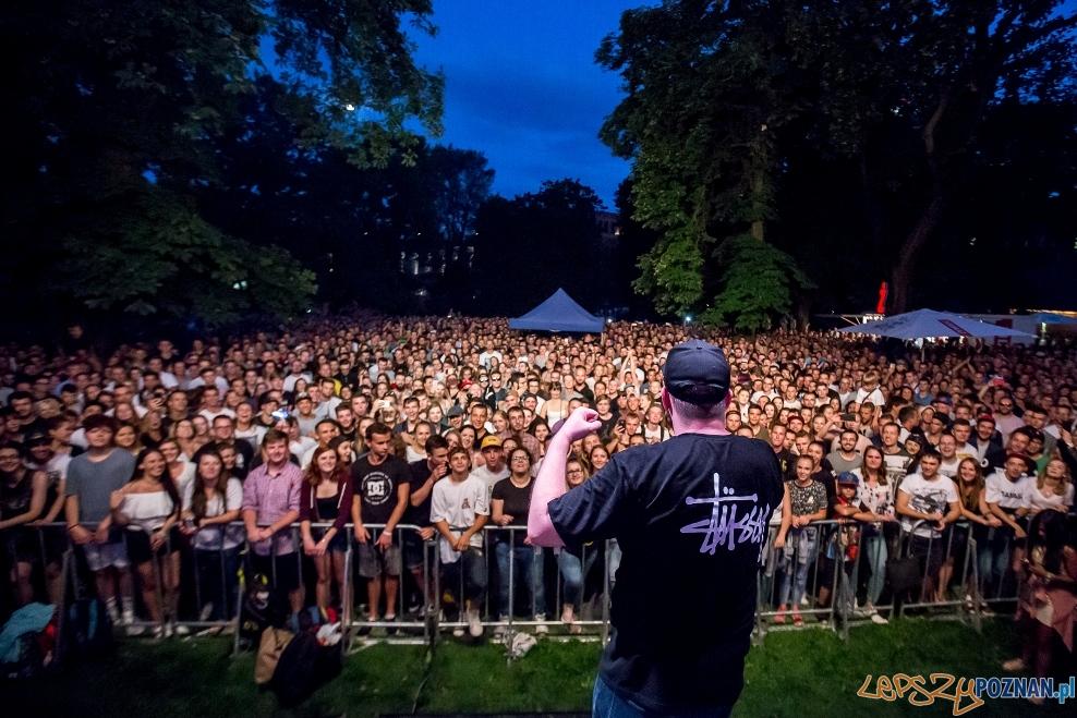 Miejskie Granie, koncert O.S.T.R.  Foto: JakubWittchen.com / materiały Starego Browaru