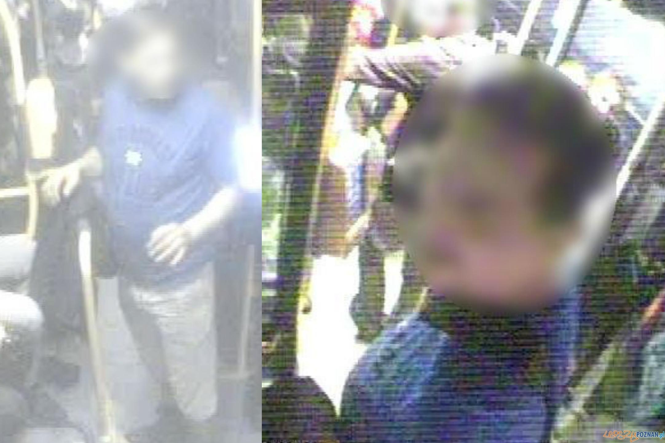 Napastnik zatrzymany  Foto: monitoring