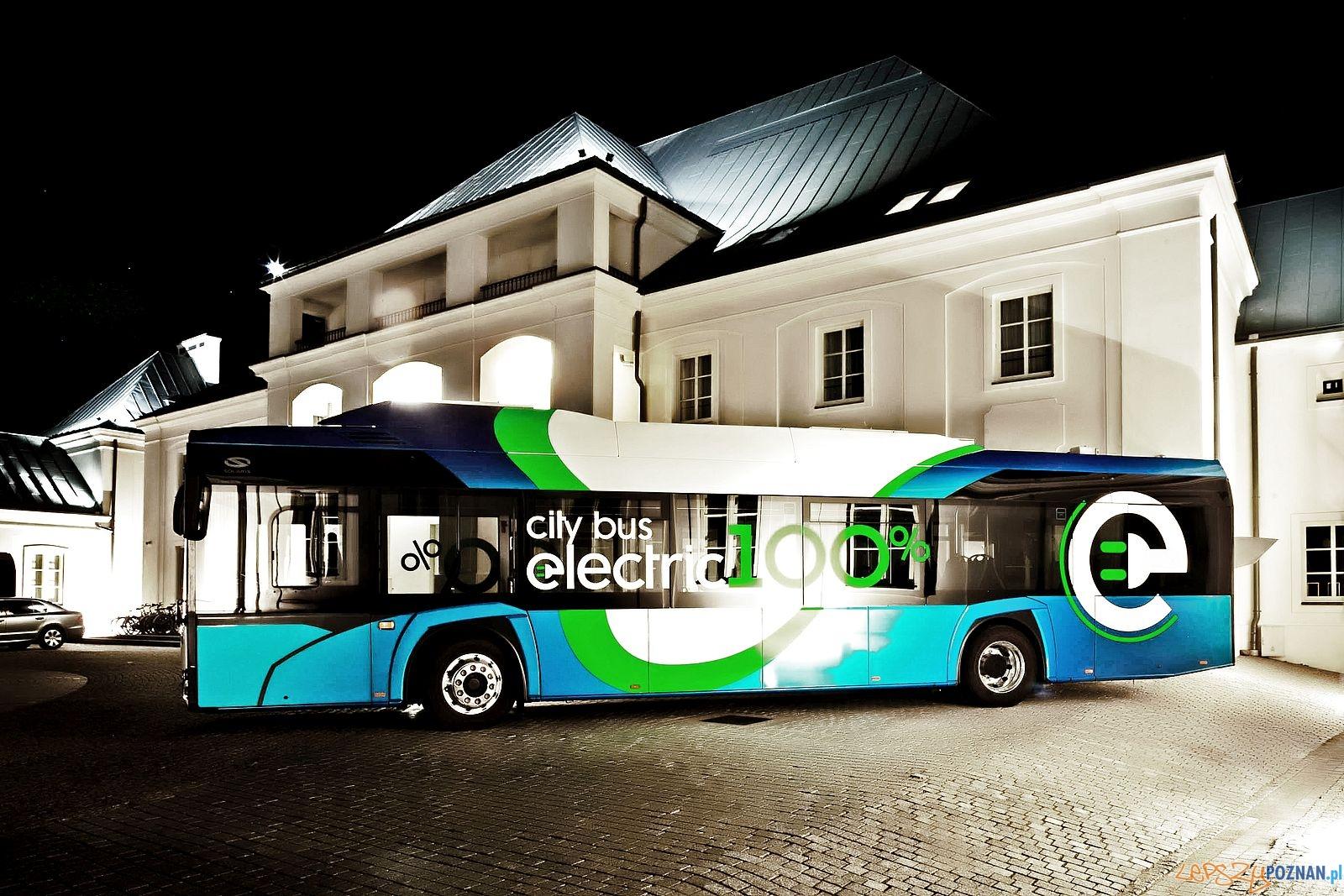 Solaris urbino 12 electric dla przewożnika z Norwegii  Foto: Solaris / materiały prasowe
