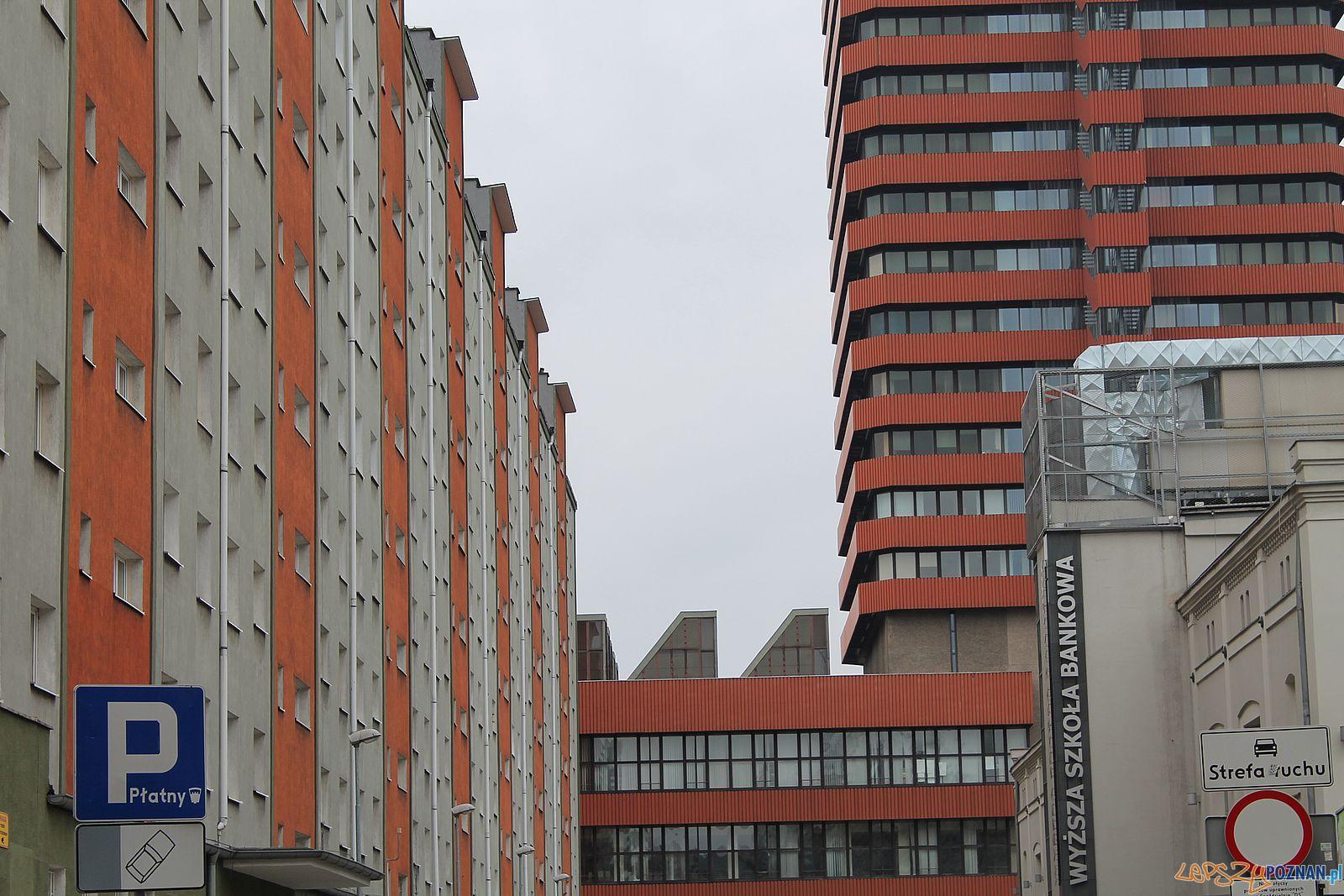 Powstancow Wielkopolskich Uniwer Ekonom (2)  Foto: Tomasz Dworek