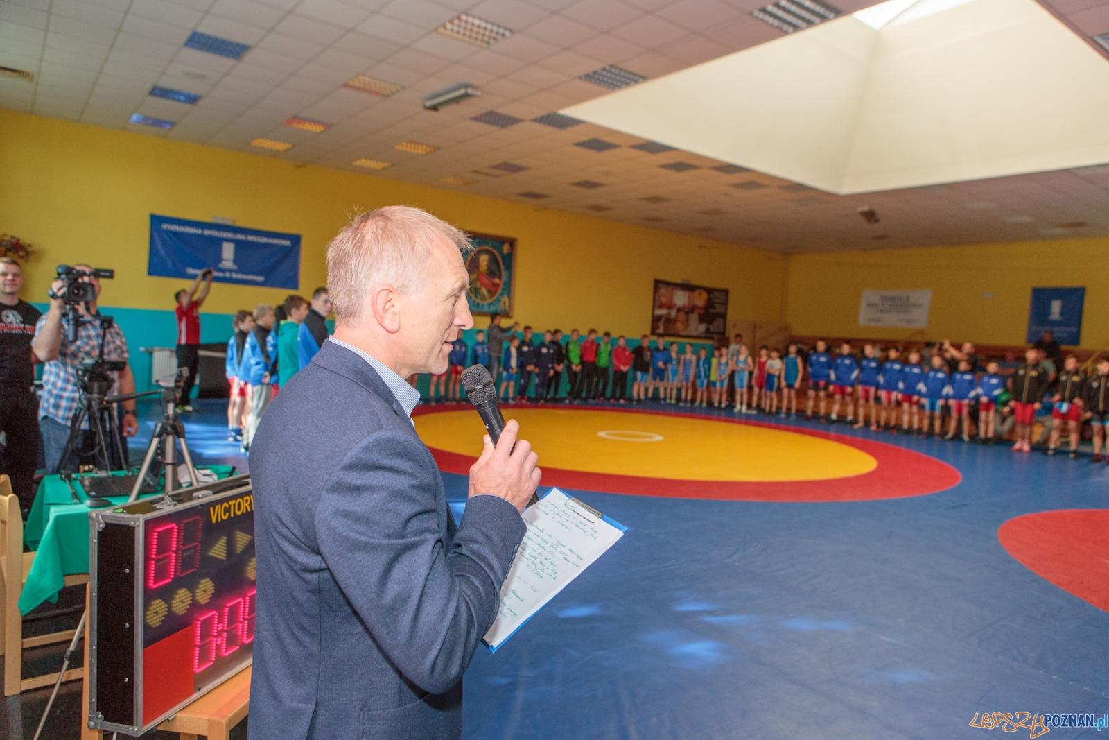 Memoriał Józefa Moczyńskiego to Międzynarodowy Turniej Zapa  Foto: LepszyPOZNAN.pl / Paweł Rychter