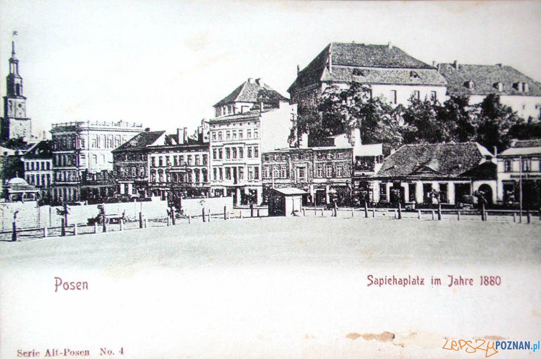 Plac Wielkopolski  Foto: W. Rickweil / fotopolska.eu