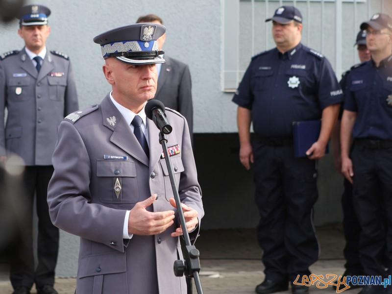 Posterunek Policji ponownie otwarty w Rokietnicy  Foto: KWP w Poznaniu
