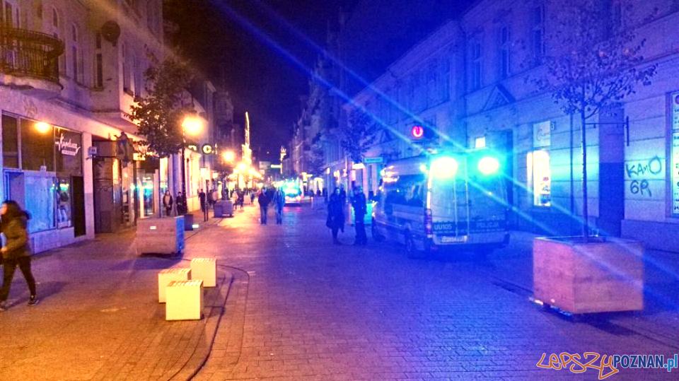 Policyjna akcja pod kryptonimem Zero Tolerancji  Foto: KMP