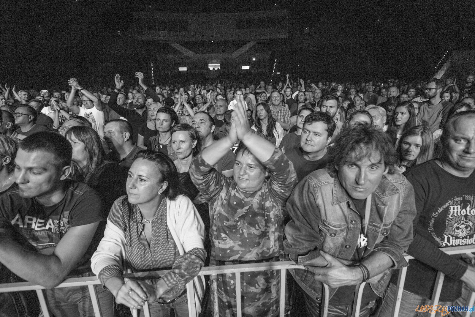 25 lat Lalamido - 80's & 90's Rock Festival  Foto: lepszyPOZNAN.pl/Piotr Rychter