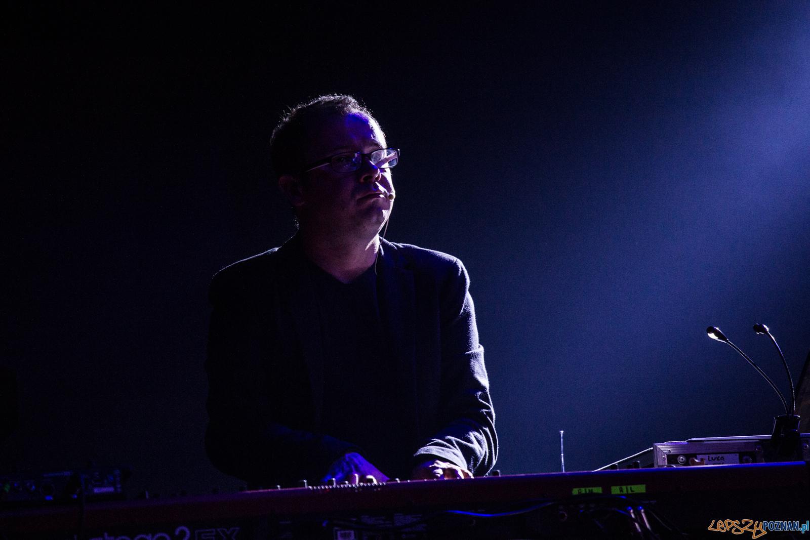 Andrzej Piaseczny (22.10.2017) Sala Ziemi  Foto: © lepszyPOZNAN.pl / Karolina Kiraga