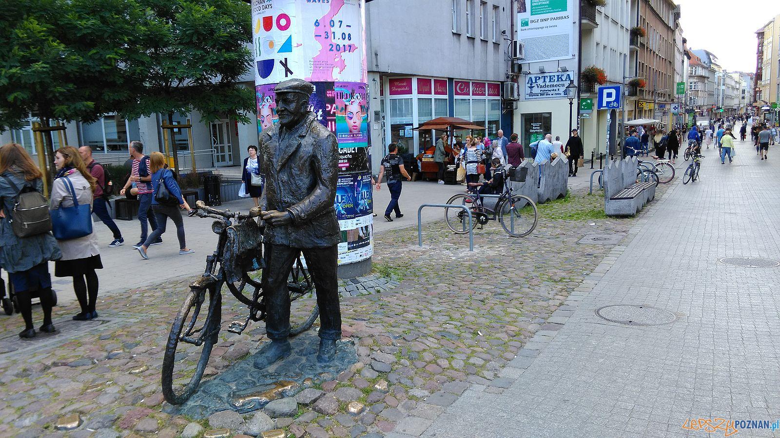 Stary Marych nieporządek wokól pomnika (9)  Foto: T. Dworek / ROSM