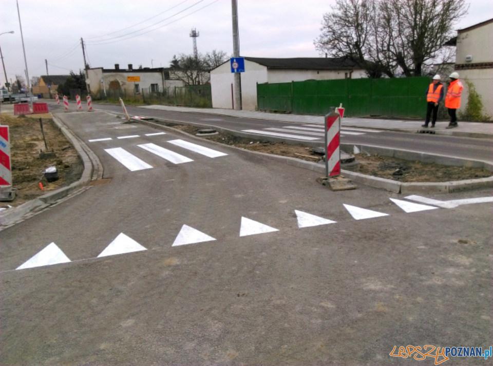 Zmiany na Starołęckiej  Foto: PIM