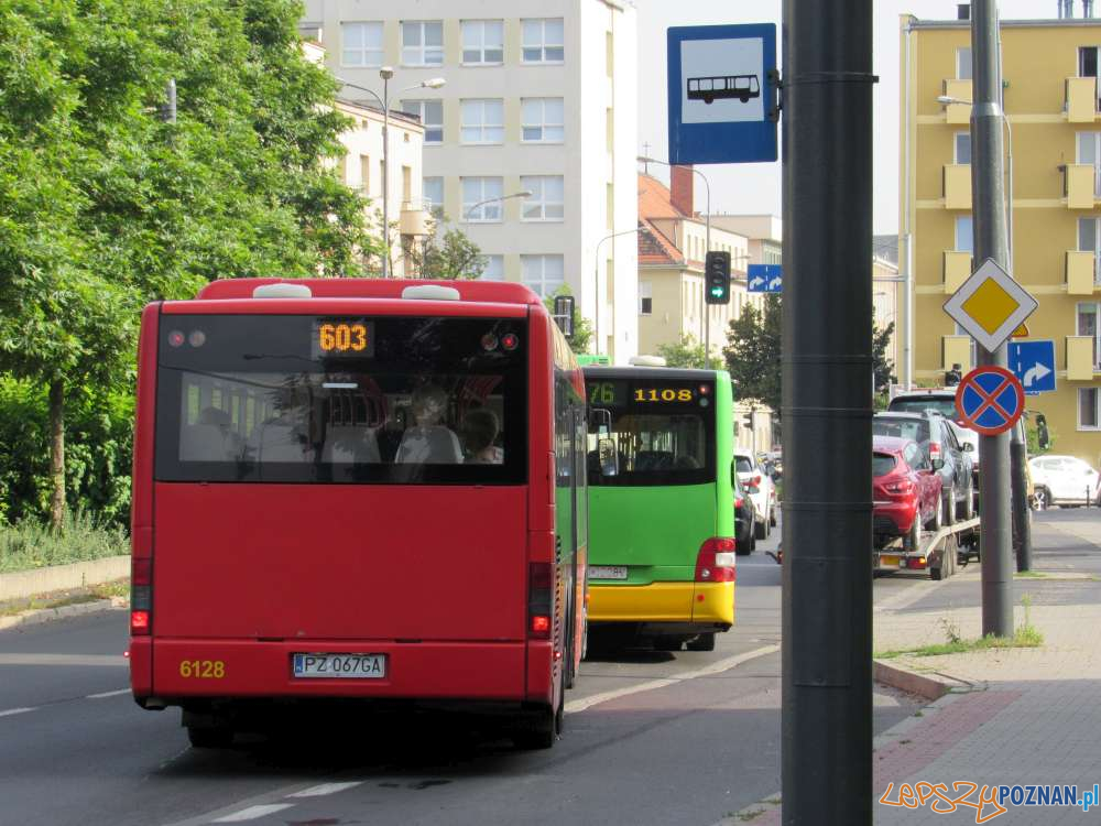 Autobus Garbary Kazimierza Wielkiego  Foto: ZTM