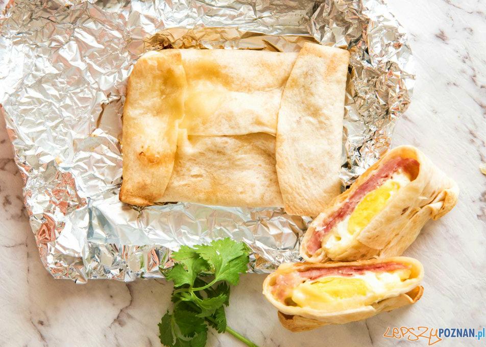 KIeszonkowa jajecznica  Foto: recipetineats.com / Nagi