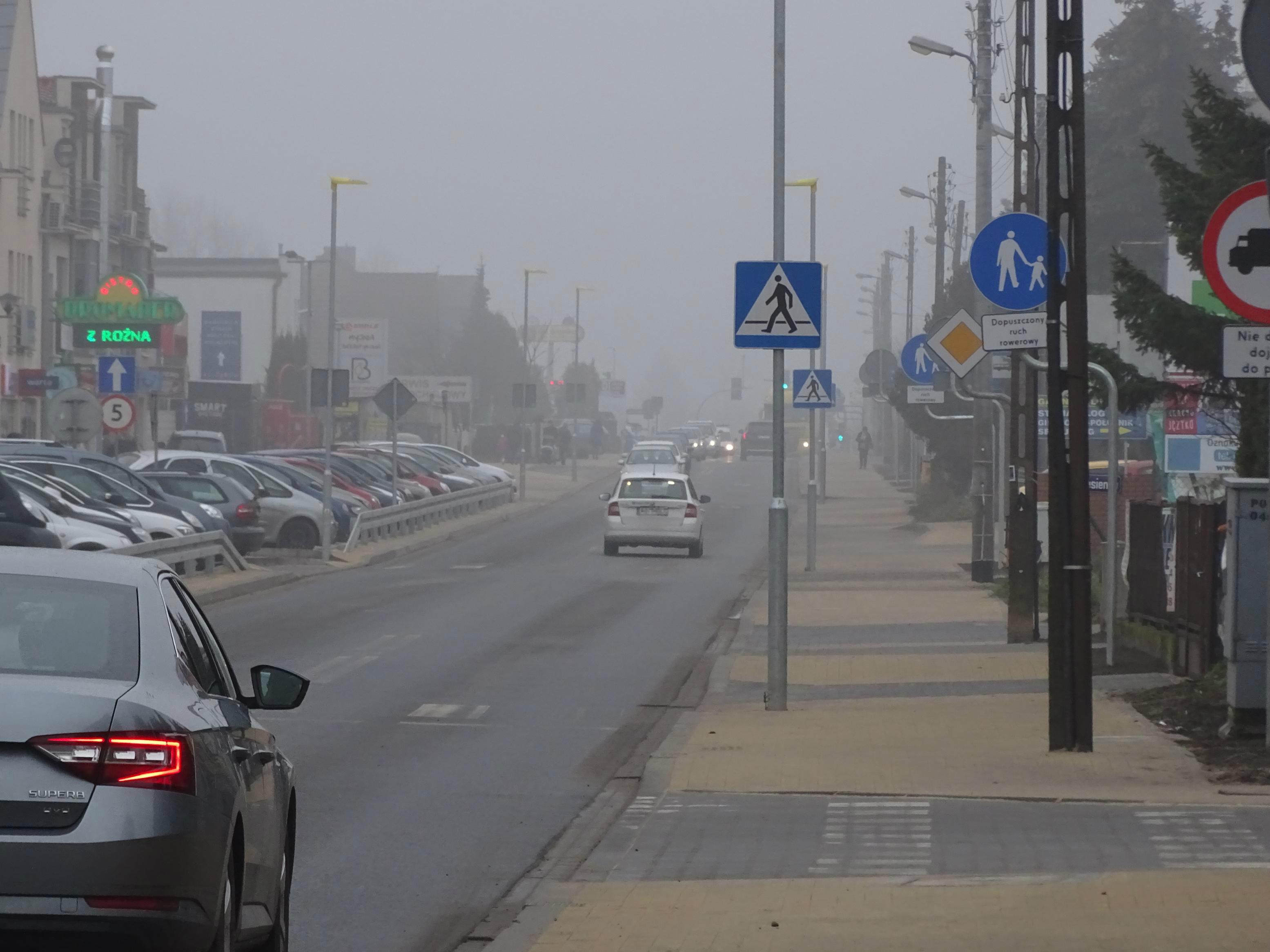 Ulica Grunwaldzka w Plewiskach gotowa  Foto: Powiat Poznański