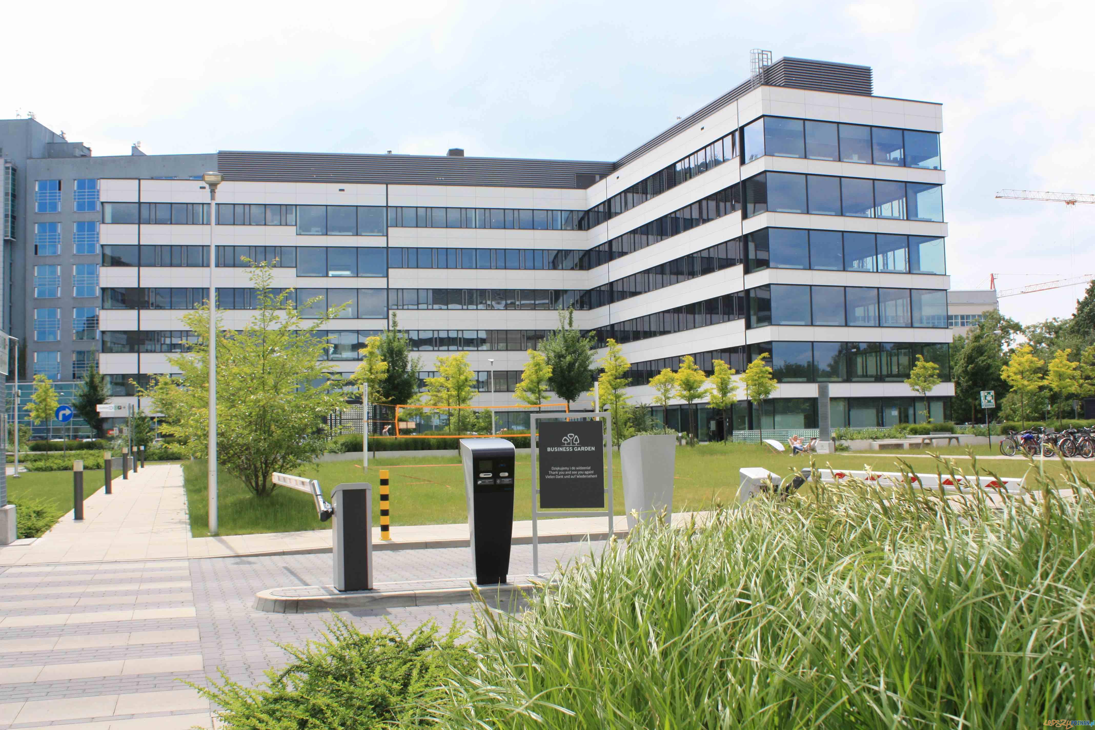 Centrum Usług Biznesowych - Business Garden  Foto: dotPR  / materiały prasowe